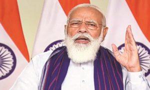 PM Modi advocates