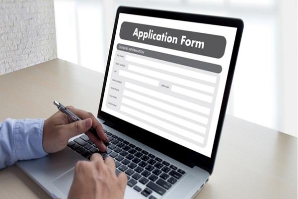 UGC NET 2021 application form