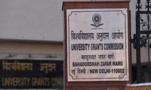UGC asks universities