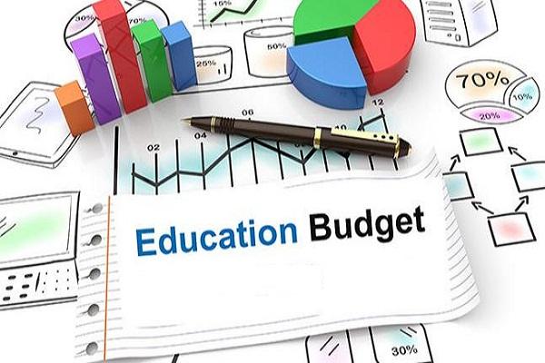 highest budget education