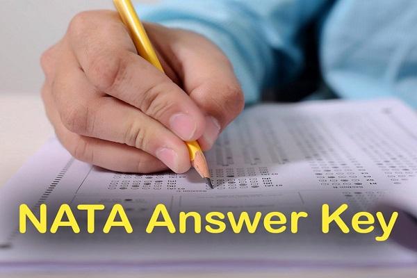 NATA answer key 2021