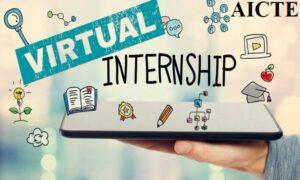 AICTE virtual internships