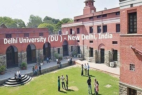 Delhi University covid helpline