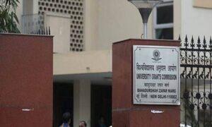 UGC directs Universities