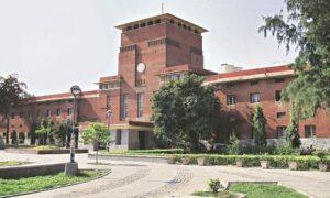 Delhi University to begin semester