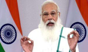 PM Modi interacts virtually