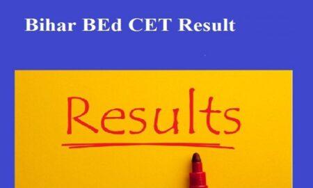 Bihar B.Ed Combined Entrance Test