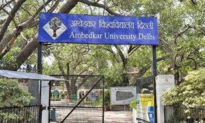 Dr B R Ambedkar University, Delhi