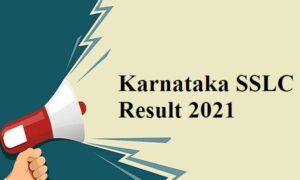 Karnataka SSLC 10 Result