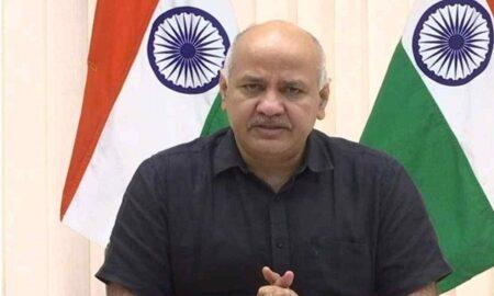 Manish Sisodia, Deputy Chief Minister