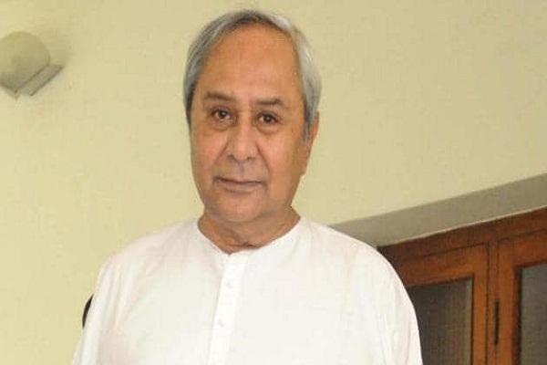 Odisha Chief Minister, Navin Patnaik