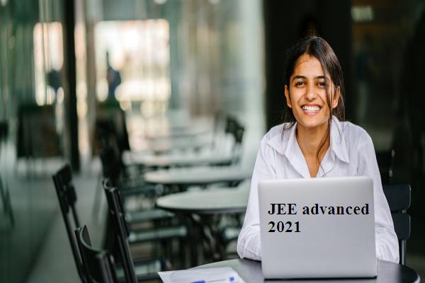 JEE advanced 2021 Registration