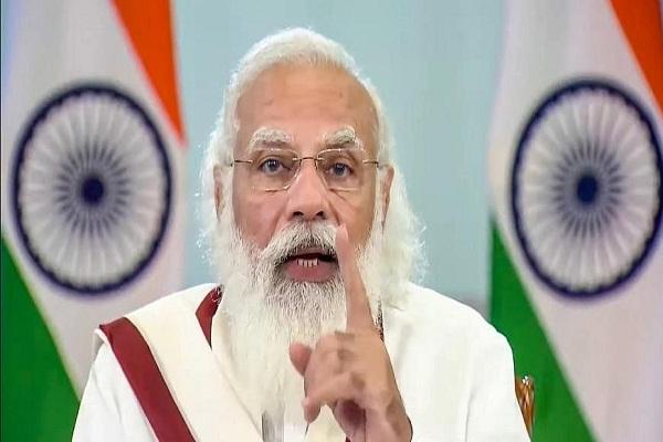 PM Modi to address on Shiksha Parv 2021