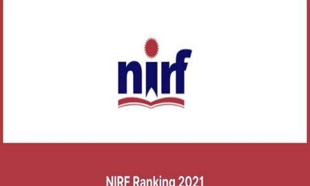 nirf 2021