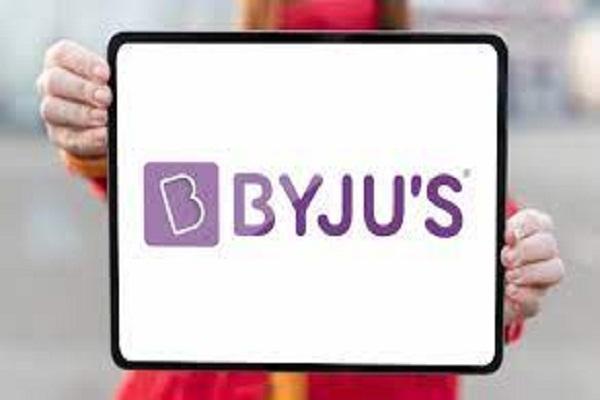 Edtech Byju's raises Rs 2,200 crore