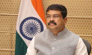 Education Minister Dharmendra Pradhan laud
